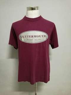 Vintage 90's GUTTERMOUTH band t-shirt