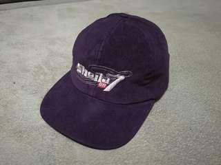 SHIELA ON 7 cap
