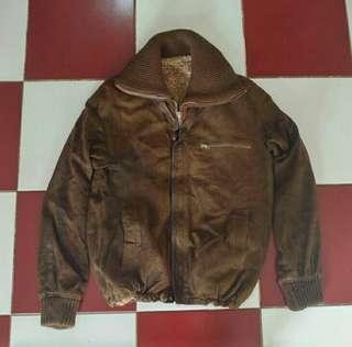 Jaket Kulit / Leather Jacket