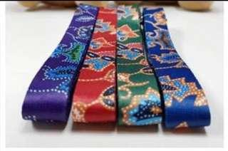 Singapore Airlines Set of 4 Lanyards