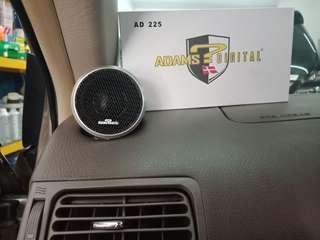 adams digital ad225 full range speaker