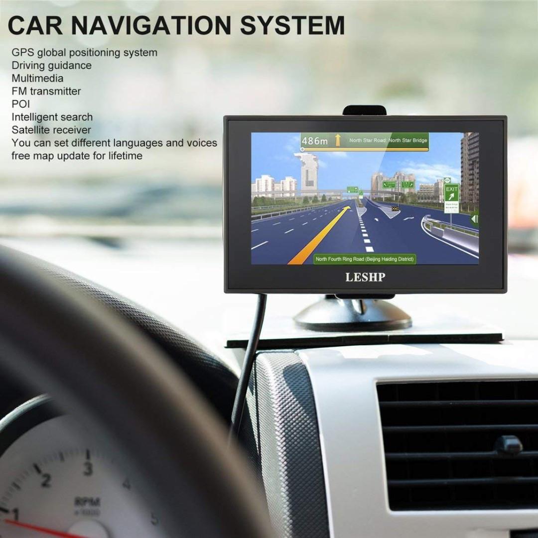 424  leshp GPS for Car 5