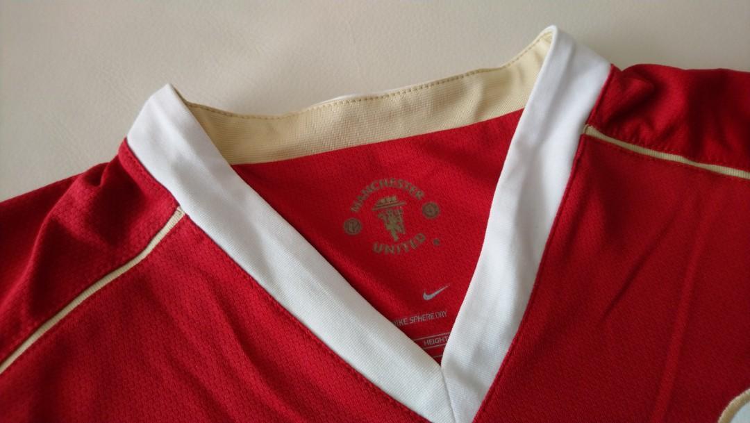 曼聯 Man Utd 06 / 07