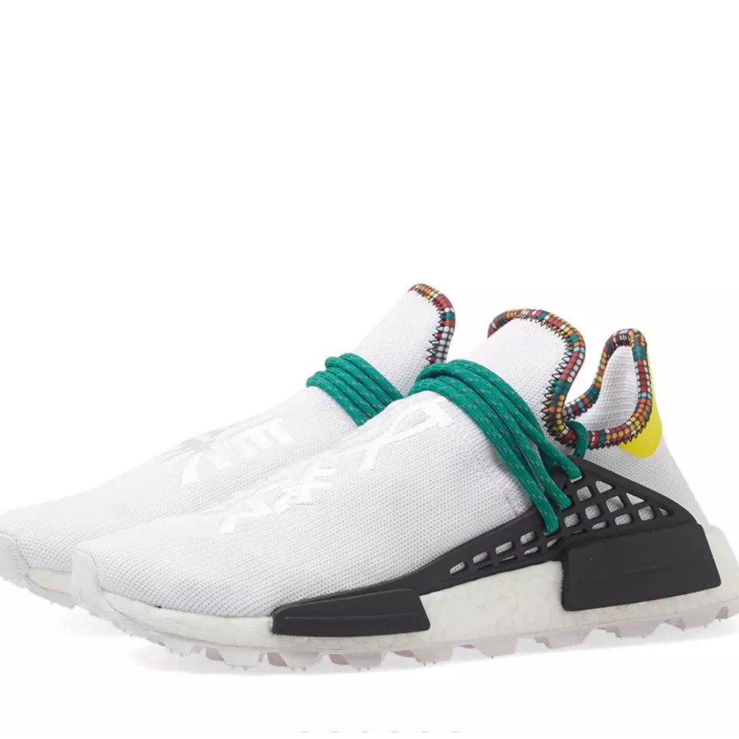 0e40b08c2 ADIDAS BY PHARRELL WILLIAMS SOLARHU NMD