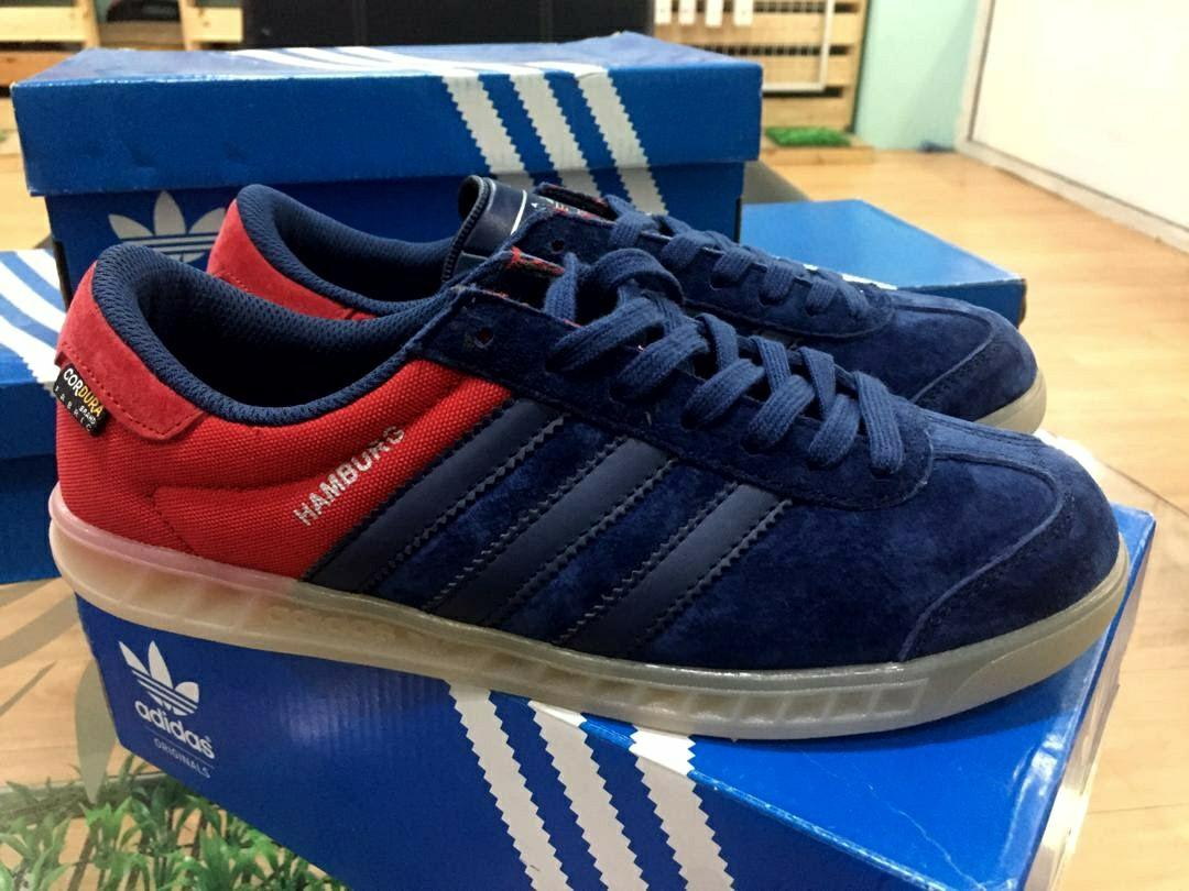 check out 47454 2f13d Adidas Hamburg Cordura, Mens Fashion, Footwear, Sneakers on