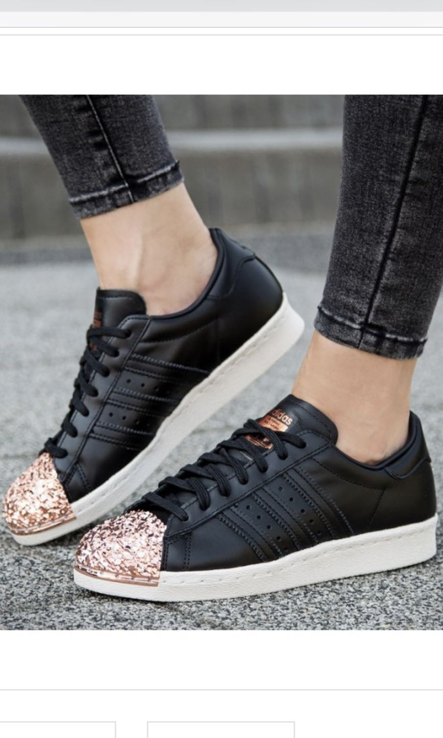 rose gold adidas originals superstar adidas Shoes & Sneakers On Sale