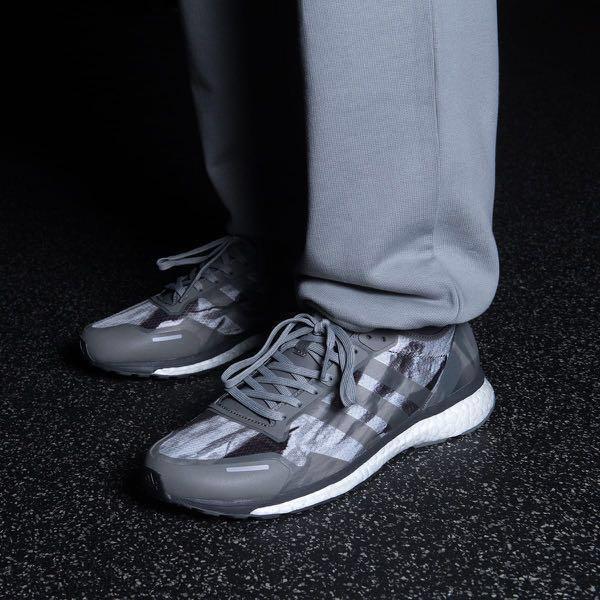 new styles 1b807 cc9d3 ADIDAS X UNDEFEATED ADIZERO ADIOS 3, Men's Fashion, Footwear ...