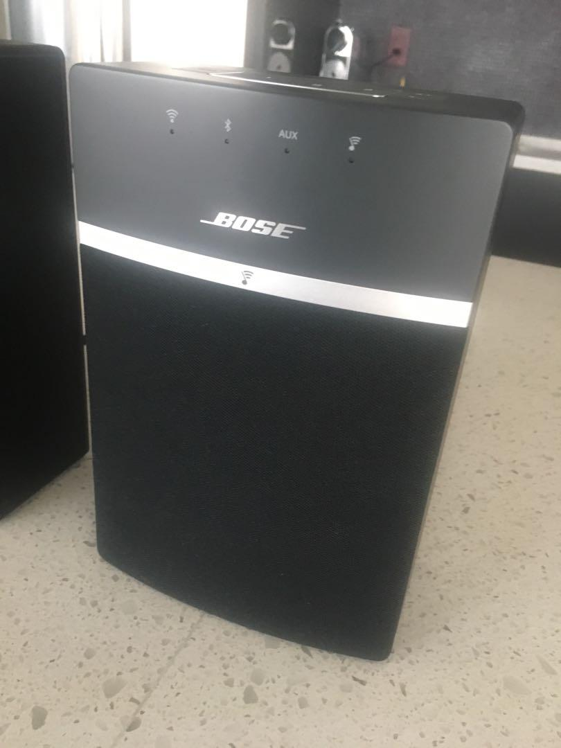 Almost brand new bose sound touch speaker