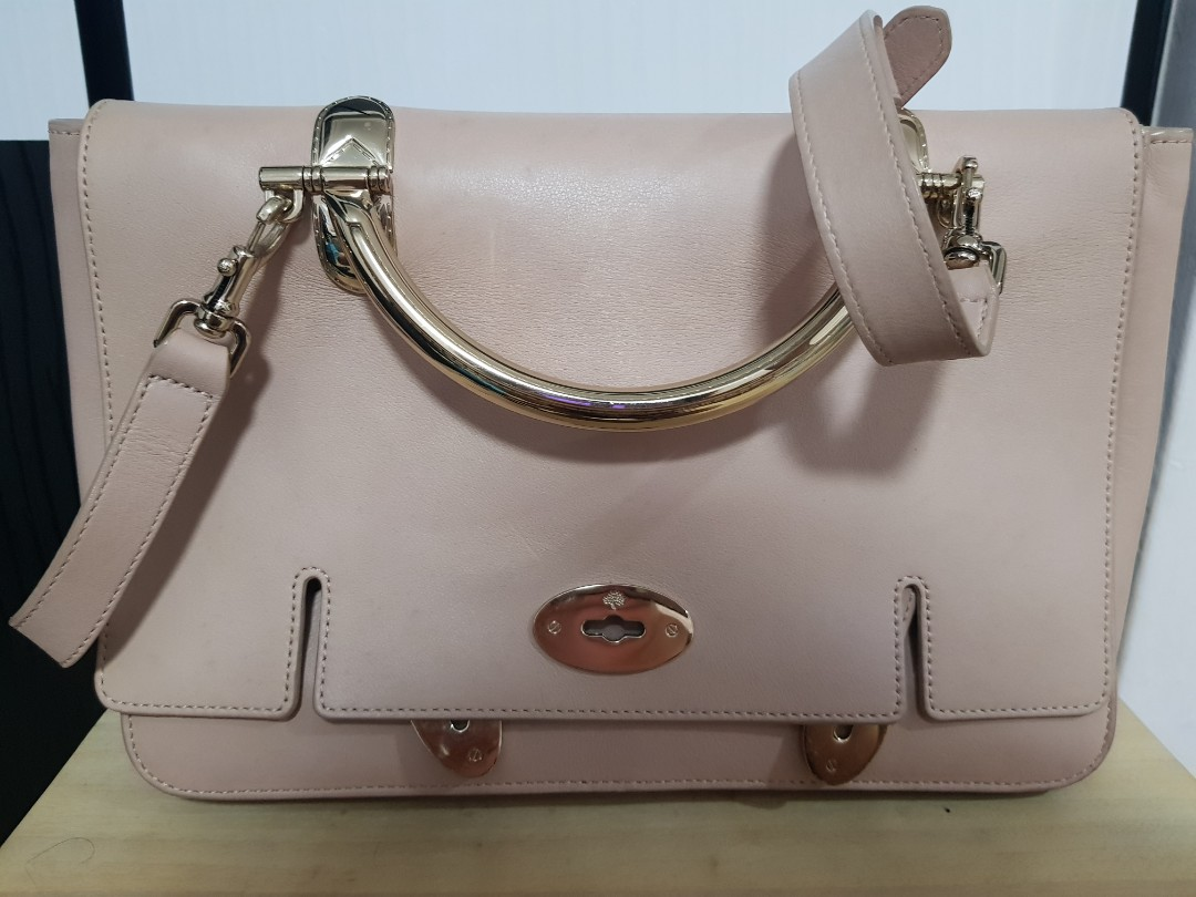5846fc40f23a Authentic Mulberry bag