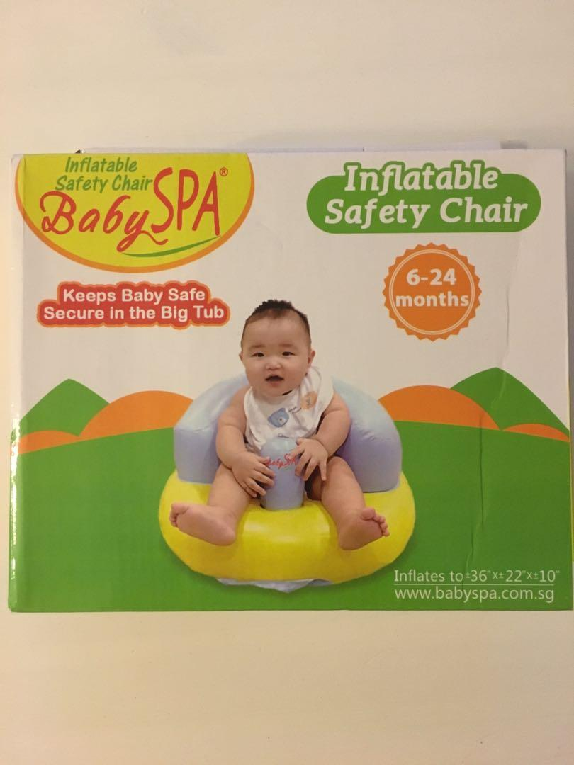 Baby Spa inflatable bath seat