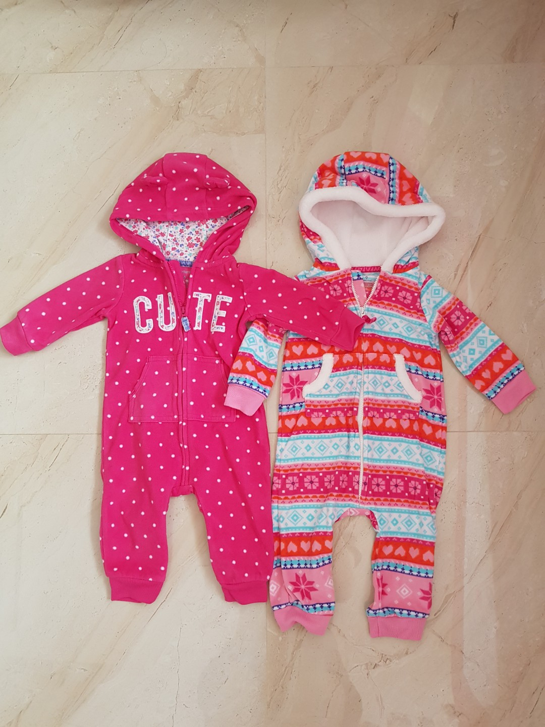 3e95fb0e86d8 Baby Winter Bodysuits   Carter Jumper