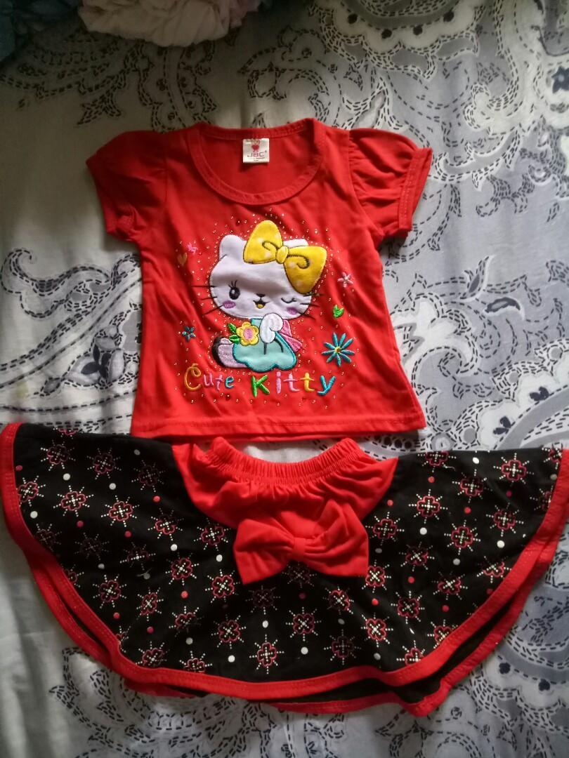 Baju bayi 3-6 bulan