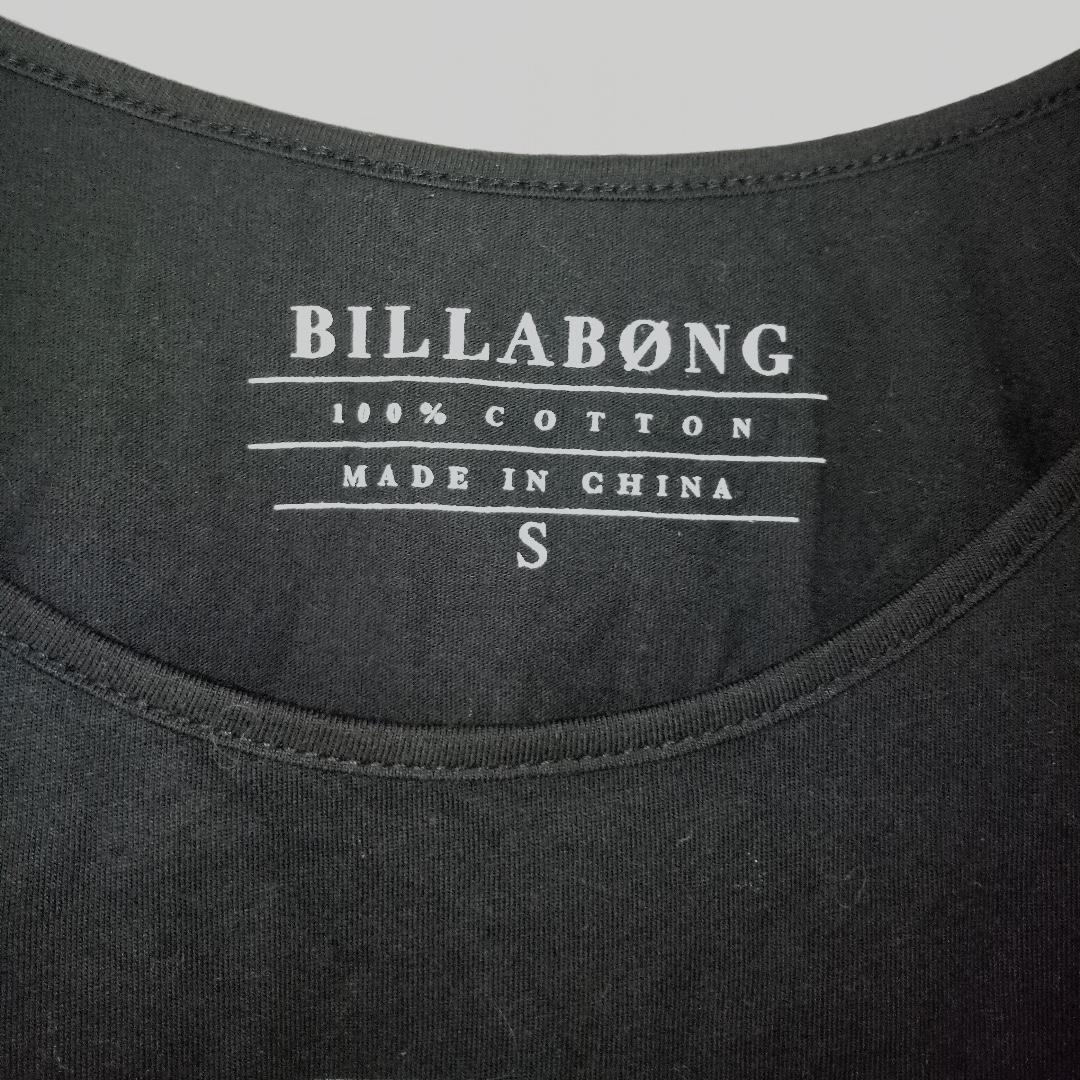 Billabong Womens Torquay Singlet Top Black Brand New with Tags | Size Small