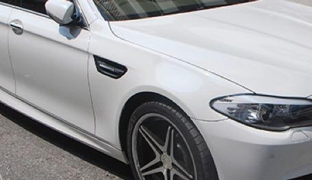 BMW F10 5 Series M5 Fender Pair With Signal Lamp *Wholesale