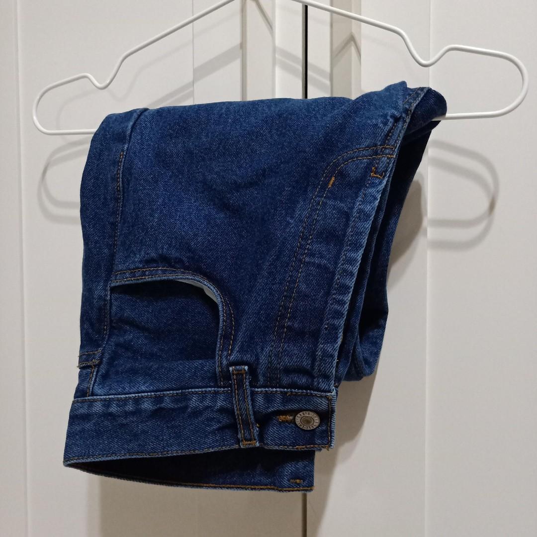 353bdfd1784 Brandy Melville Danny Denim Jeans, Women's Fashion, Clothes, Pants ...