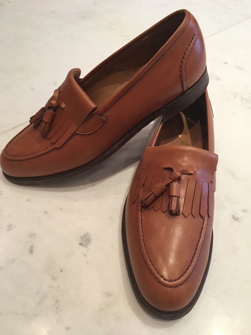 Brooks Brothers Men's Leather Shoes