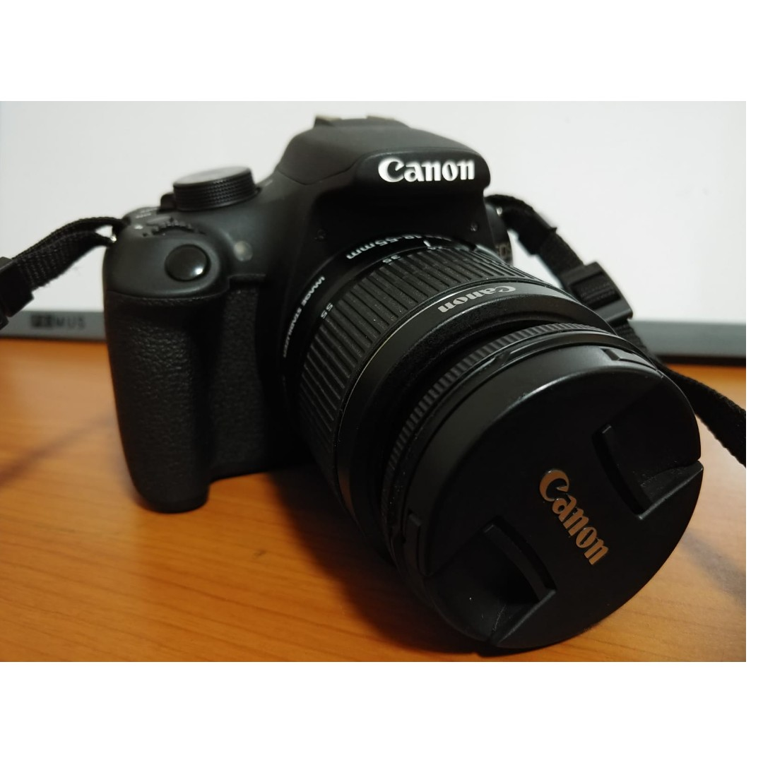 Canon Eos 1200d How To Use