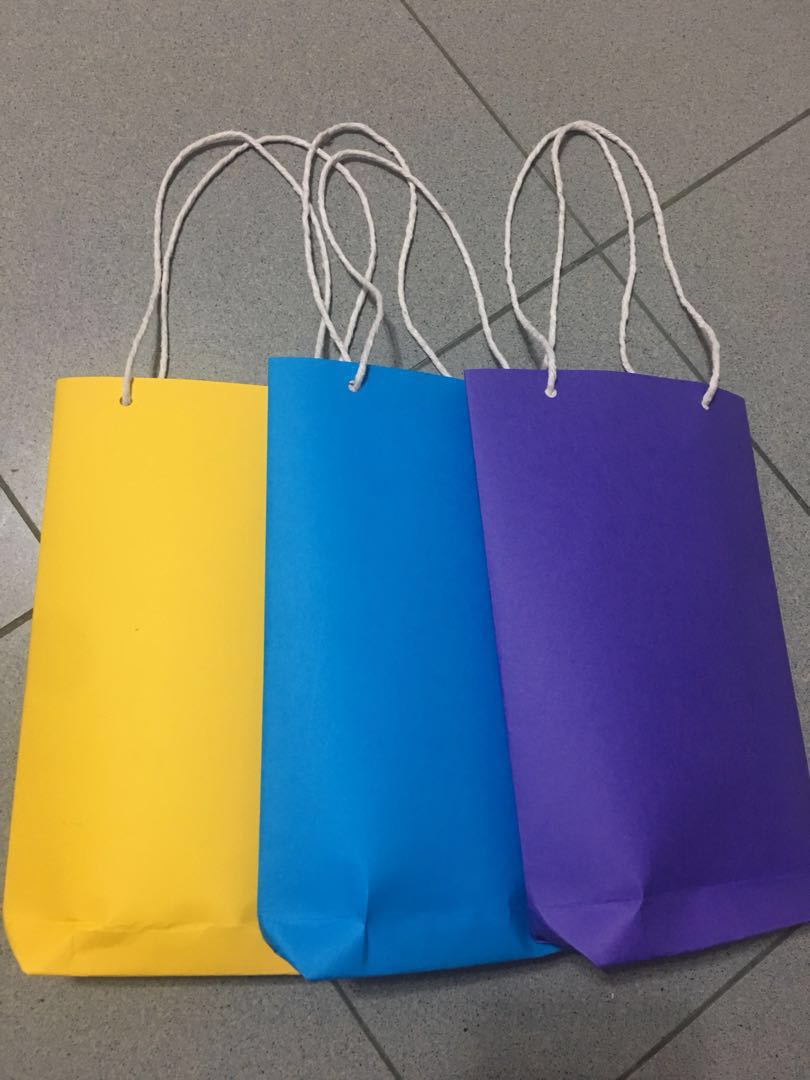 Cheap Party Goodie Bag Design Craft Others On Carousell