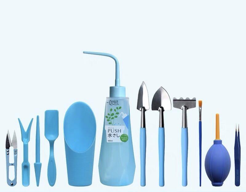 Gardening Tool Set for the small time Farmer