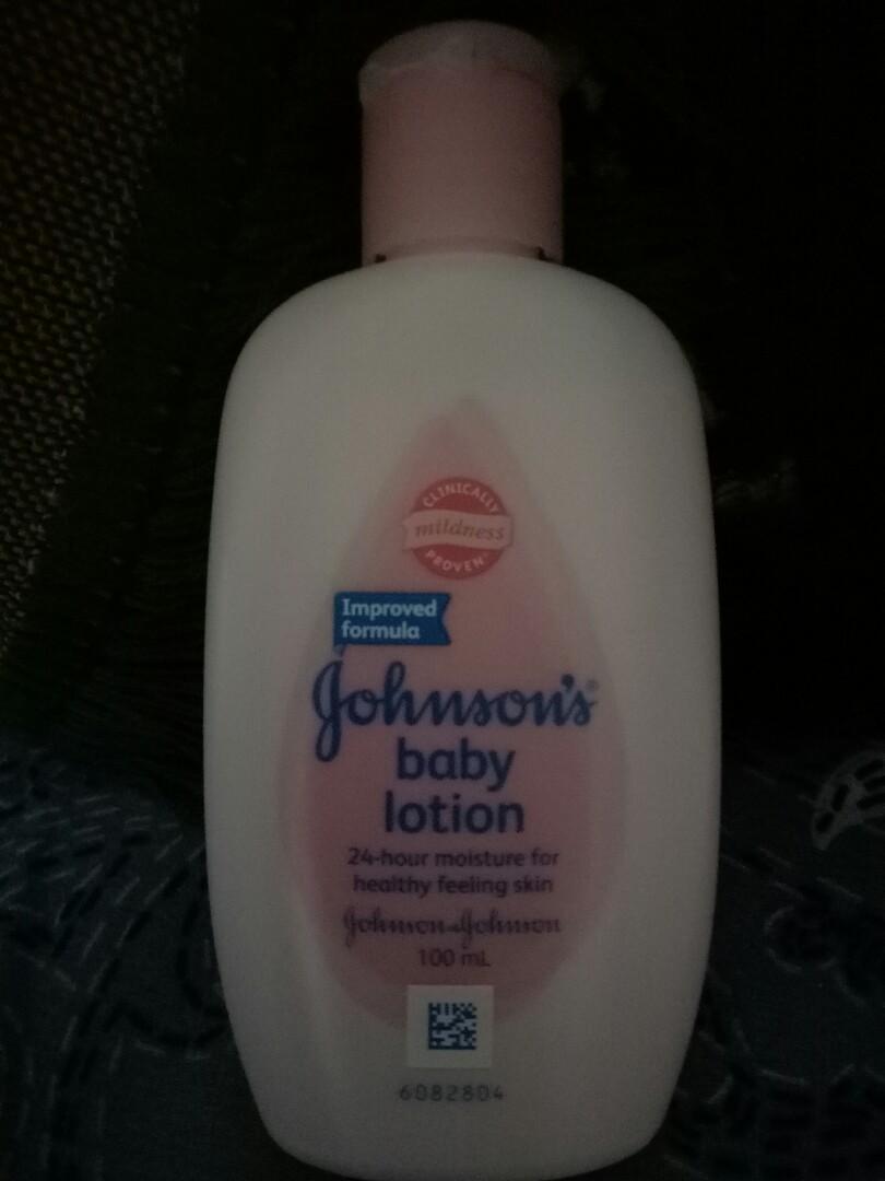 Johnson body lotion (100ml)