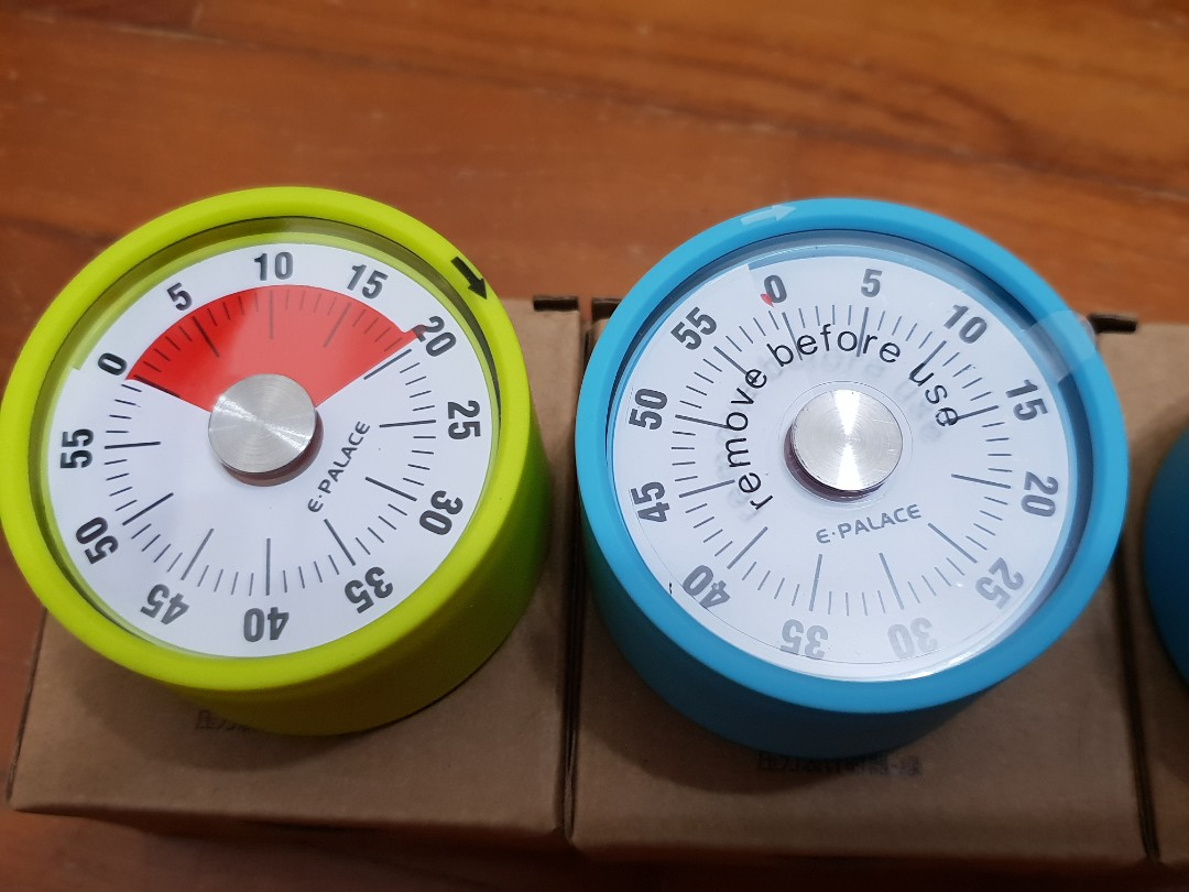 Kitchen timer student time timer count down