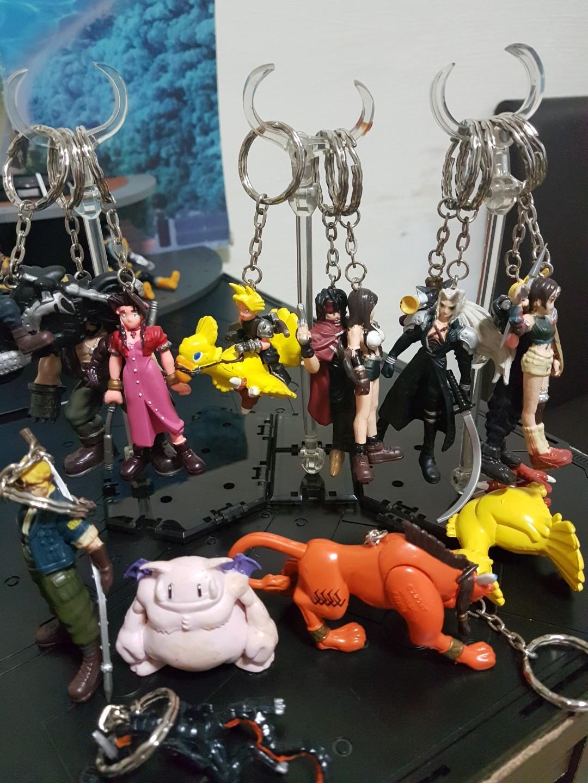 Final Fantasy Christmas.Merry Christmas Sales Final Fantasy Key Chains