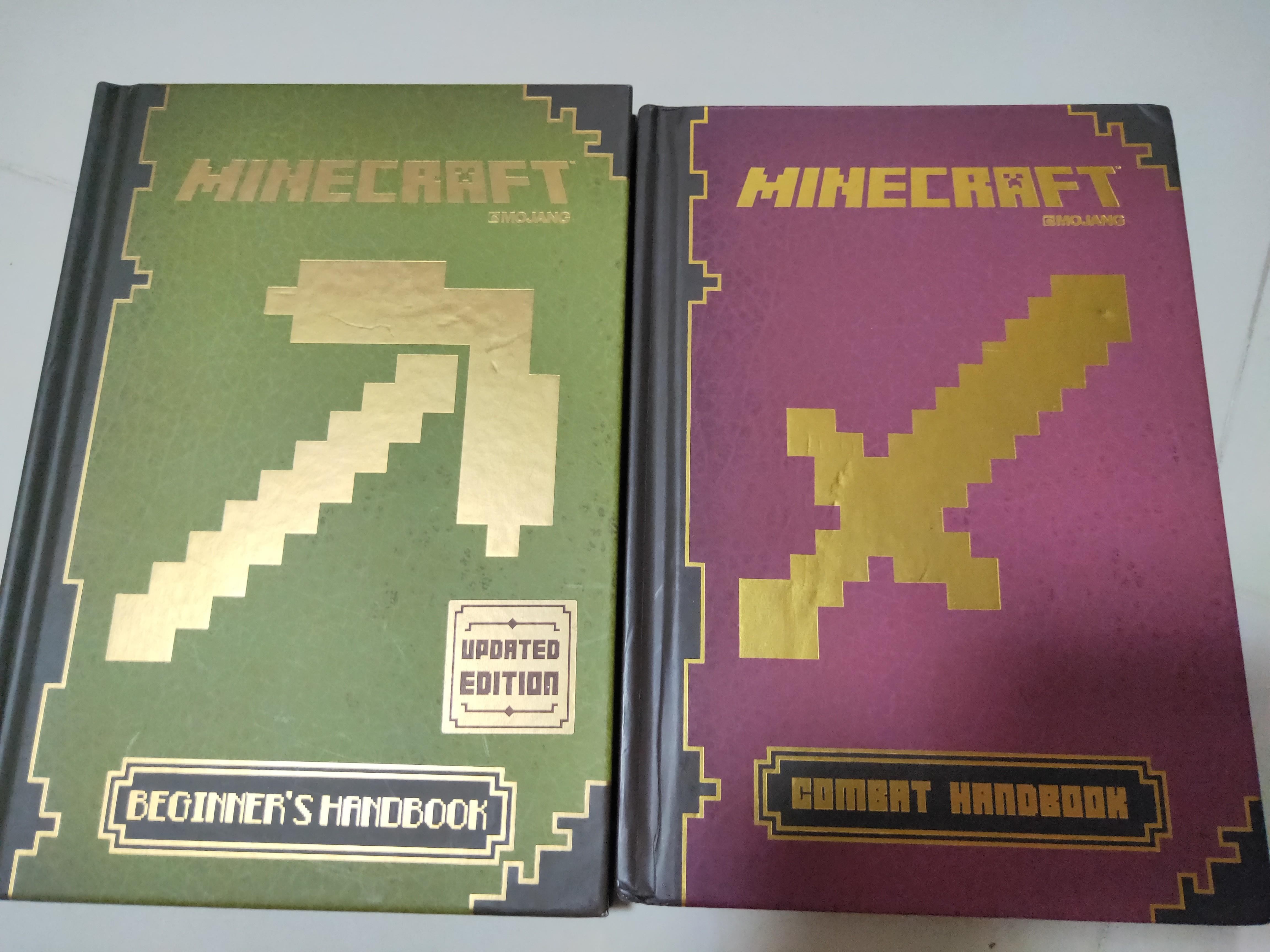Minecraft guide, Books & Stationery, Children's Books on