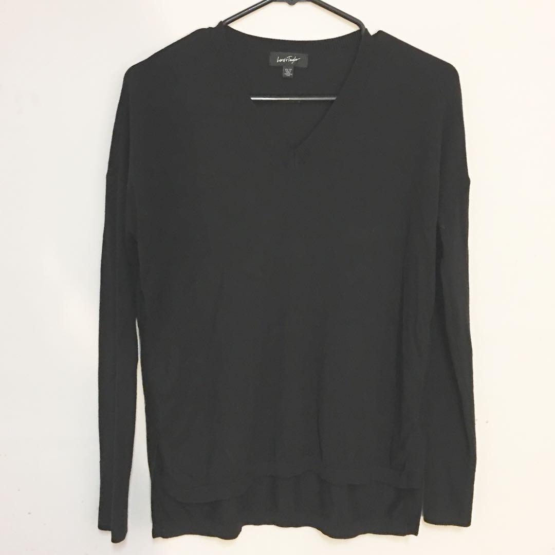 New Lord and Taylor Sweater