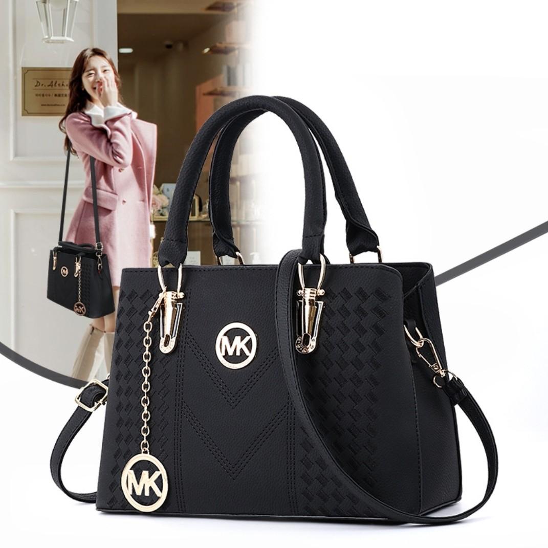 e420217c0e5ded PO: MK 2-WAY BAG, Women's Fashion, Bags & Wallets, Handbags on Carousell