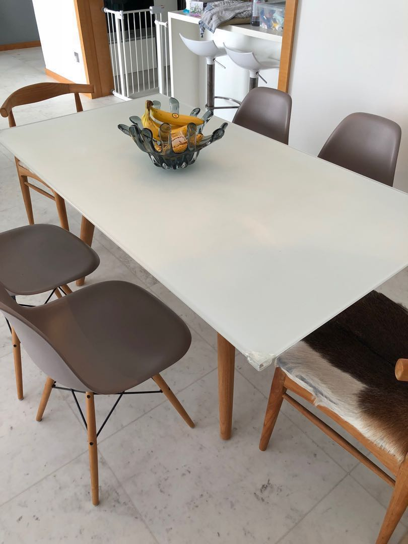 Price Reduced Danish Design Dining Table Only Table Furniture