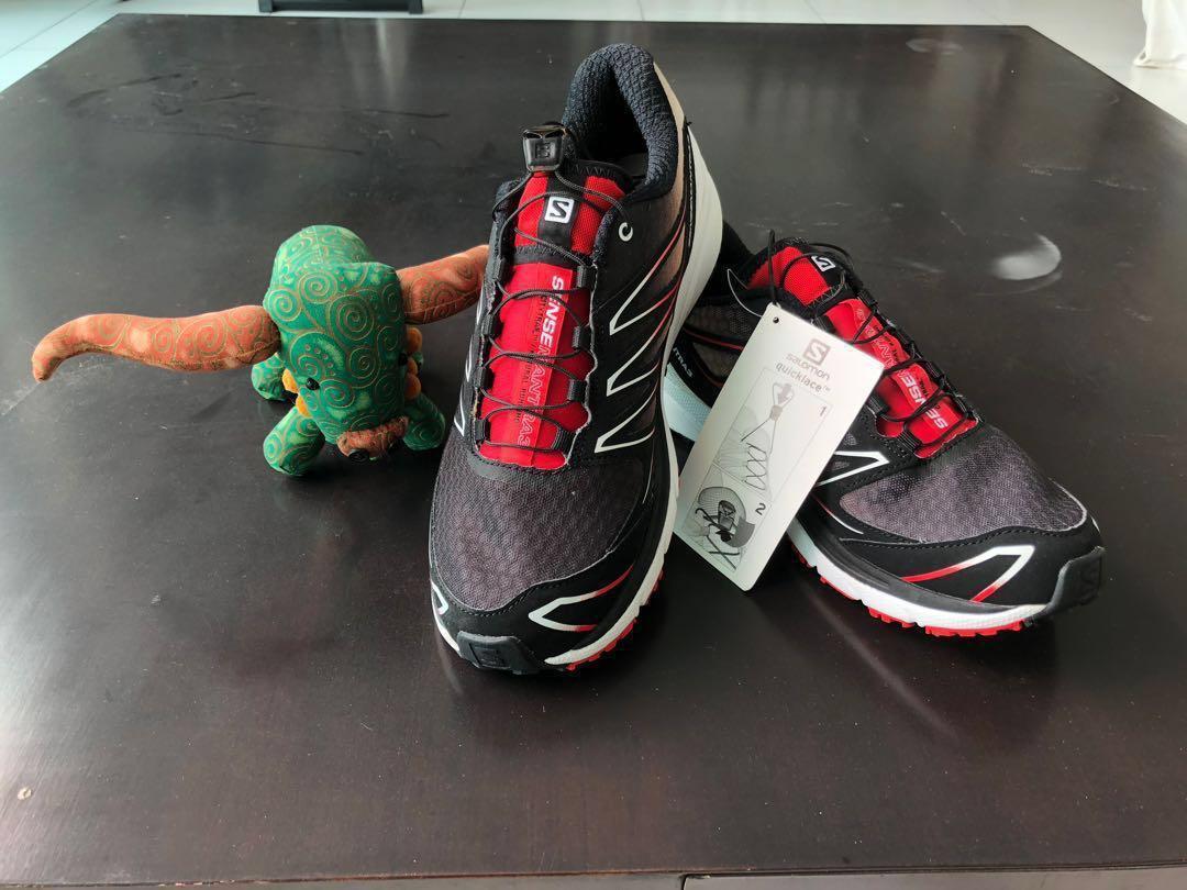 881af3b165db Salomon Sense Mantra 3 Trail Road Running shoes in Mens US 8 UK 7.5 ...