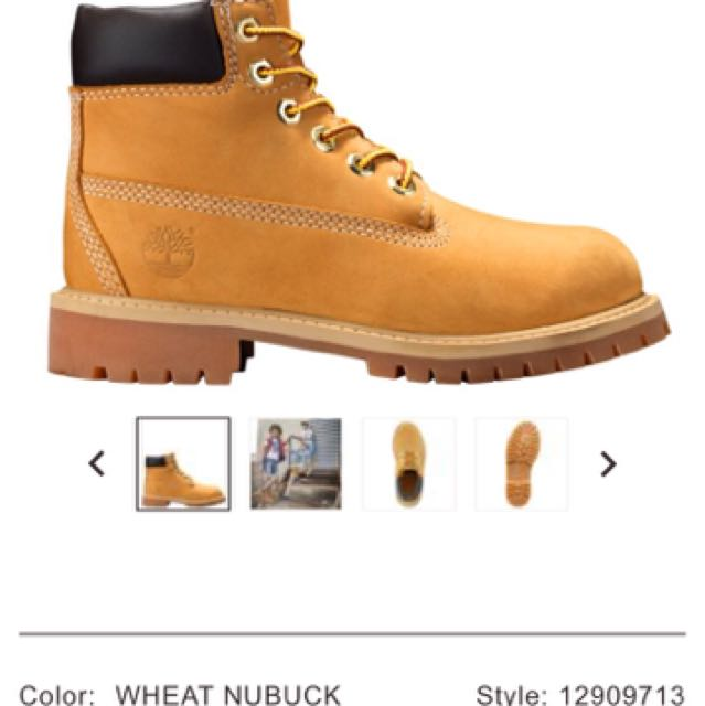 classic incredible prices buy online Timberland Junior 6inches Classic Boot