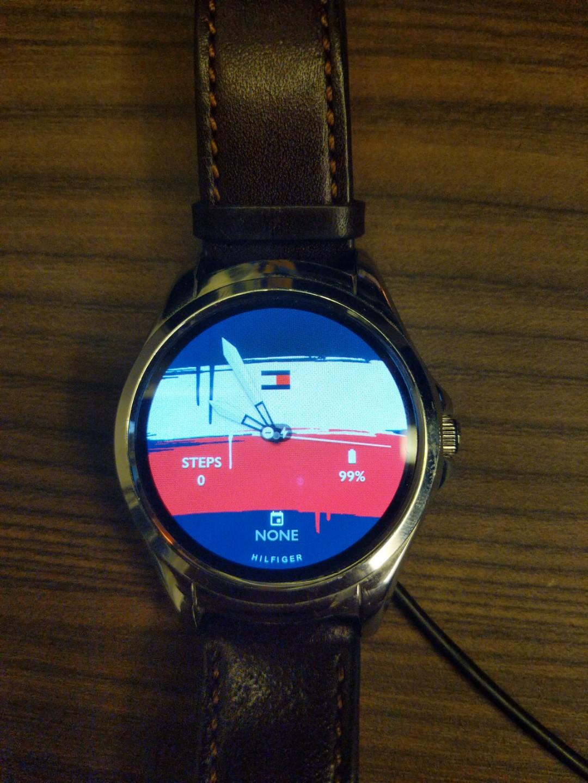 b85adb21e2d92a Tommy Hilfiger smart watch 24/7 thank you, Men's Fashion, Watches on ...
