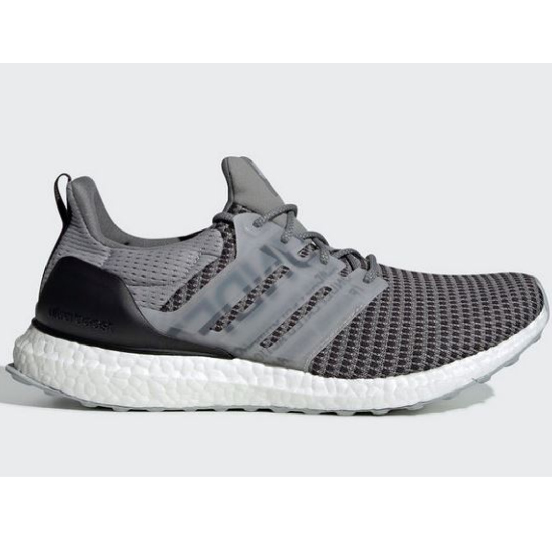 UK10) Adidas x Undefeated Ultra Boost (Shift Grey 3236fd3a7