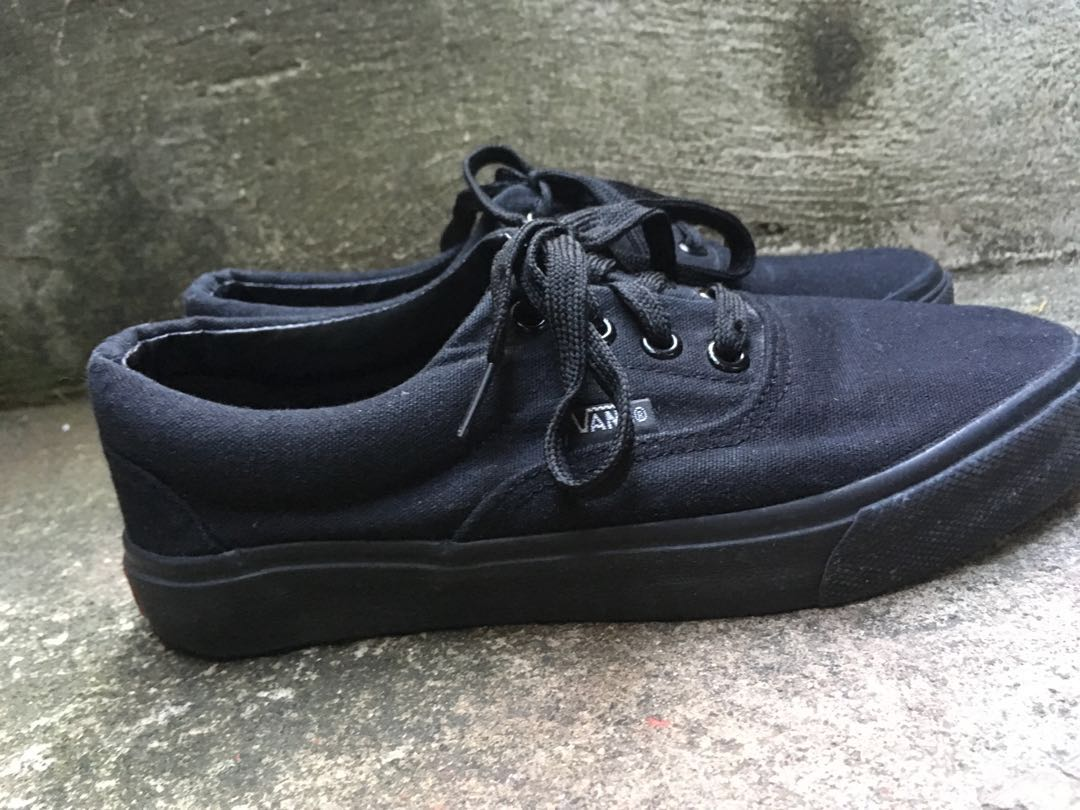 f1b28d07684c Vans Replica Pure black old school