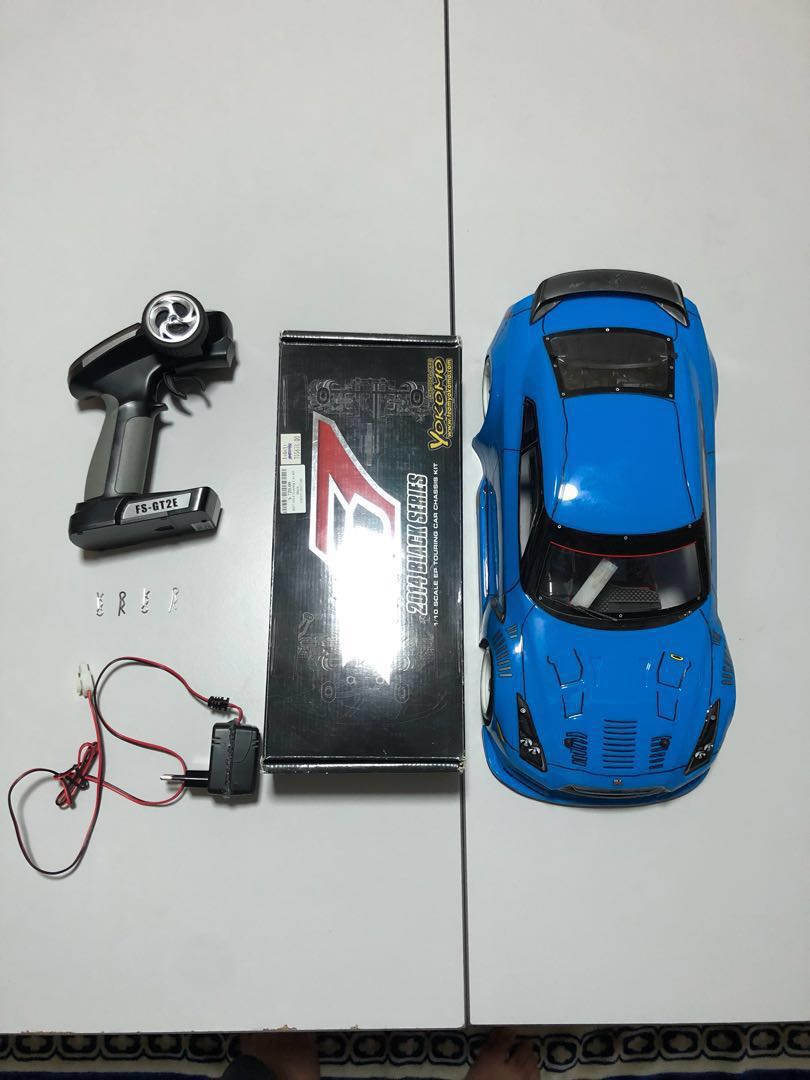 27f70c0a1854 Yokomo BD7 drift 1 10 Rc drift car