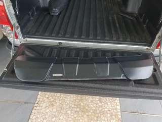 Toyota Hilux Revo TRD Front Bumper Cladding Guard Cover