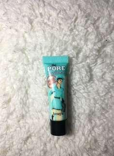 MINI VERSION Benefit the Porefessional Primer