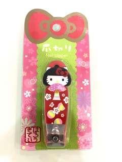 Japan Hello Kitty Nail Clipper