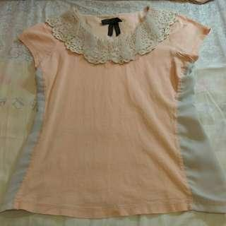 Bread N Butter Lace Collar Blouse