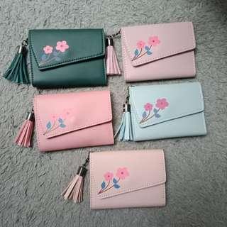 Wallet mini twin flow