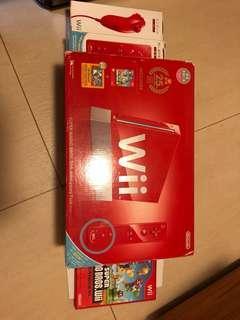 Wii Super mario bros 25th anniversary pack full set