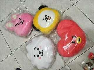 BT21 Official Pillow (Last Two)