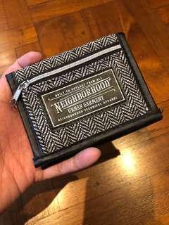 Neighborhood card holder wallet