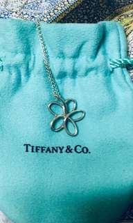 🚚 正品Tiffany&co 純銀項鍊