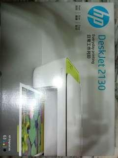 🚚 HP Deskjet 2130 全新 All In One Printer