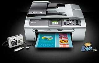 Printer brother dcp 560cn