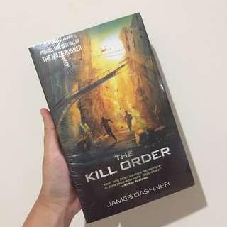 Novel Prekuel The Maze Runner : The Kill Order