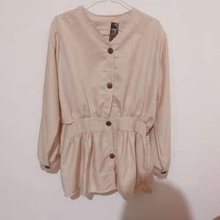 Beige Lula Top (New)