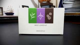 Innisfree Most Loved Kit (Travel Kit)